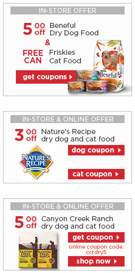 Petco Printable Coupons - November 2012